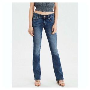 American Eagle Kick Boot Jeans Super Stretch 4